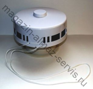 Оголовок приточного клапана КПВ-125 (аналог КИВ-125)