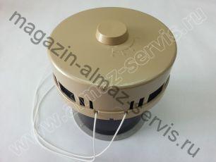 Цветной оголовок приточного клапана КПВ-125 №2 (аналог КИВ-125)