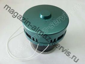 Цветной оголовок приточного клапана КПВ-125 №7 (аналог КИВ-125)